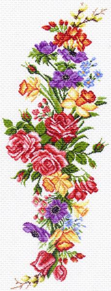 Цветы из бумаги 629
