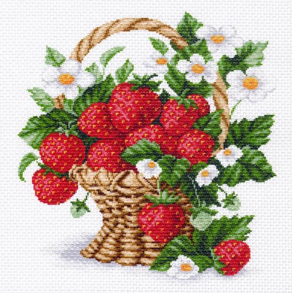 Клубника, клубника, ягода.